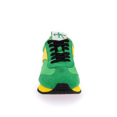 Basket Calvin Klein Vert