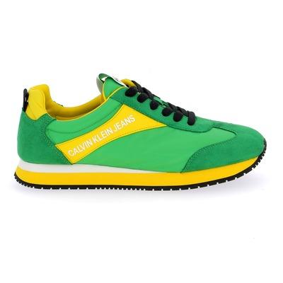 Sneakers Calvin Klein Groen
