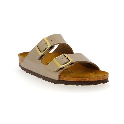 Muiltjes - slippers Birkenstock Platinum