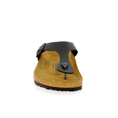 Muiltjes Birkenstock Zwart