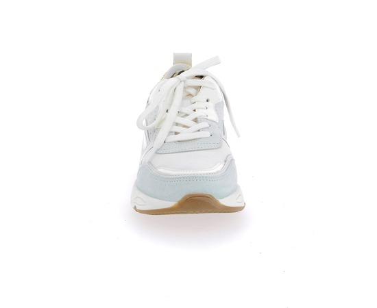 Sneakers Poelman Wit