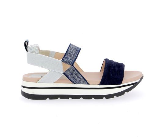 Sandales Maripe Bleu