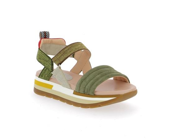 Sandales Maripe Kaki