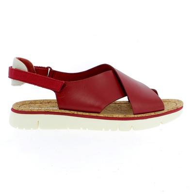 Sandales Camper Rouge