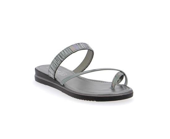 Muiltjes - slippers Cypres Metaal