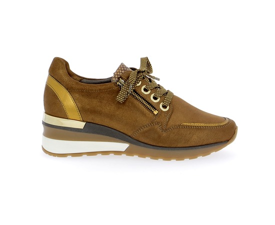 Sneakers Softwaves Cognac