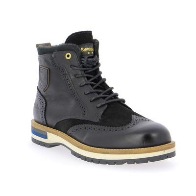 Bottines Pantofola D'oro Noir