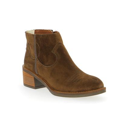 Boots Alpe Bruin