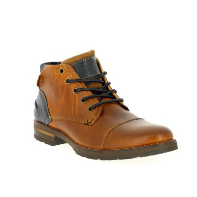 Bottines Bullboxer Cognac
