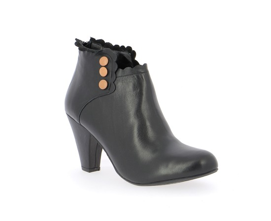 Boots Miz Mooz Zwart