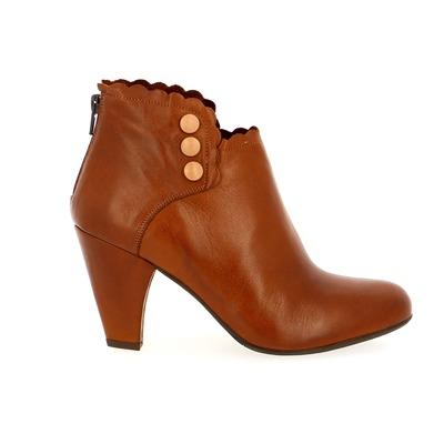 Boots Miz Mooz Cognac