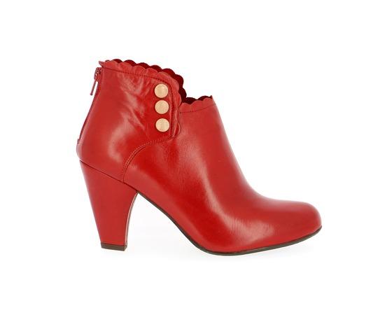 Boots Miz Mooz Rood