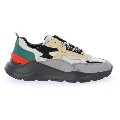 Sneakers Data Grijs