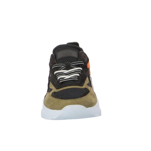 Sneakers D.a.t.e. Zwart