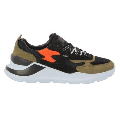 Sneakers Data Zwart