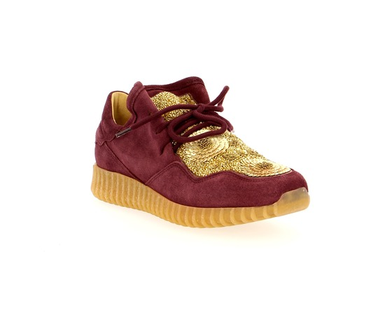Sneakers Svnty Bordeaux