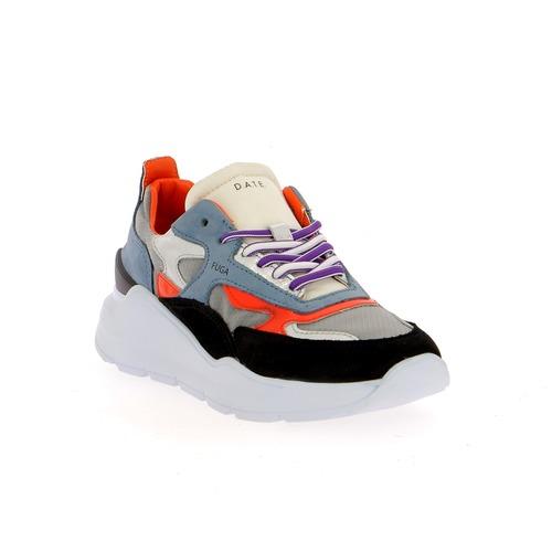 Sneakers D.a.t.e. Grijs
