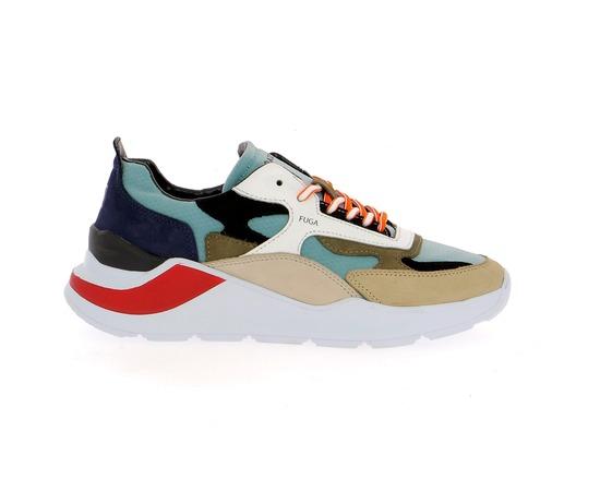 Sneakers D.a.t.e. Beige