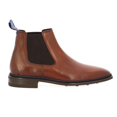 Boots Floris Van Bommel Cognac