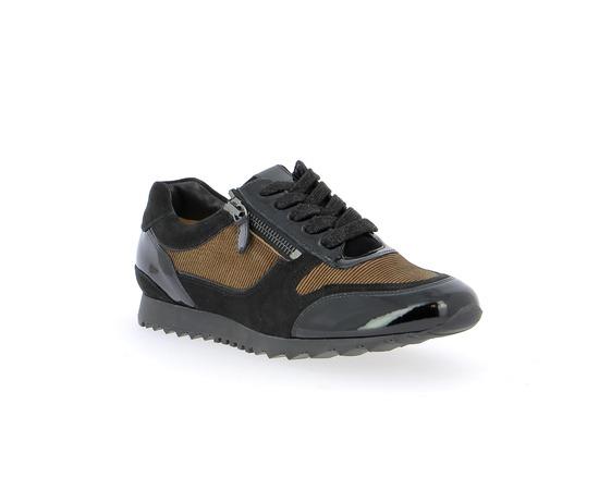 Sneakers Hassia Zwart