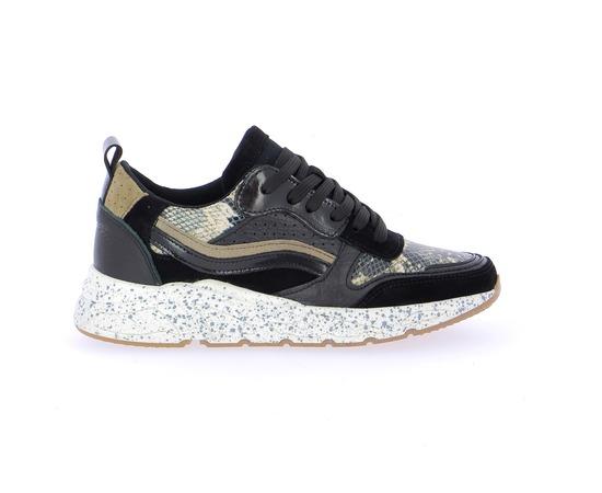 Sneakers Poelman Zwart