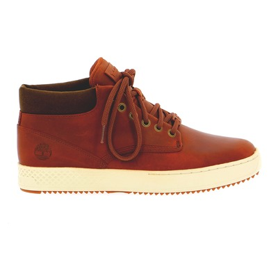 Bottines Timberland Cognac