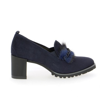 Moccassins Softwaves Bleu