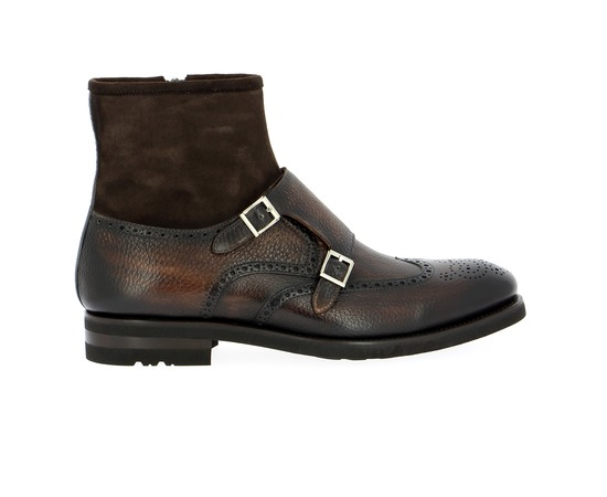 Boots Magnanni Marron