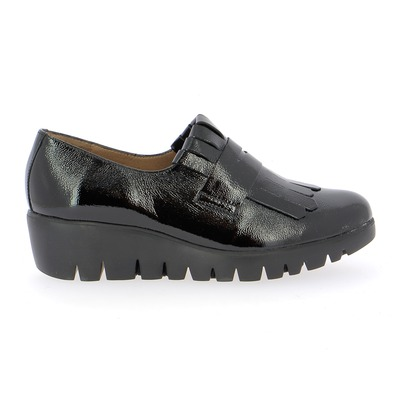 Moccassins Wonders Noir