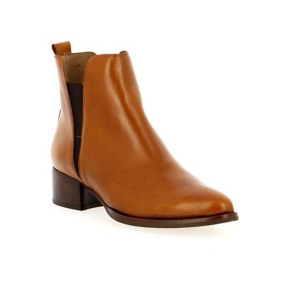 Boots Wonder Cognac