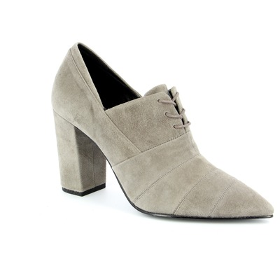 Veterschoenen What For Taupe