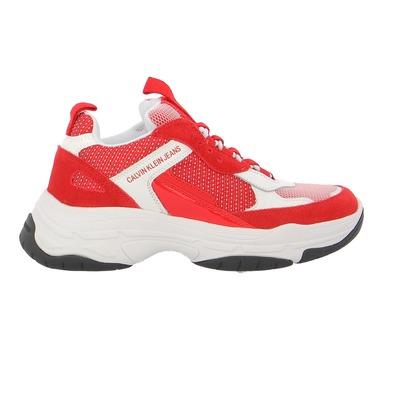Basket Calvin Klein Rouge