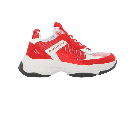 Sneakers Calvin Klein Rood