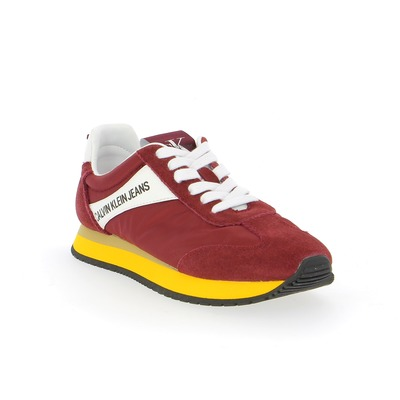 Sneakers Calvin Klein Bordeaux