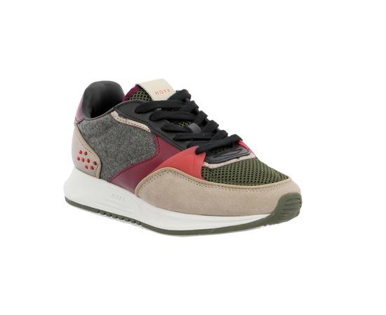Sneakers Hoff Bordeaux