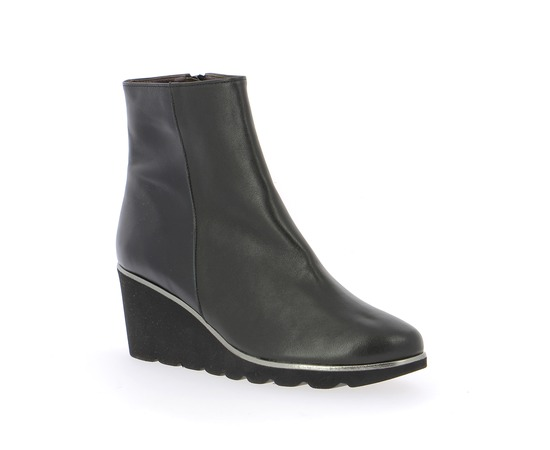 Boots Brunate Noir