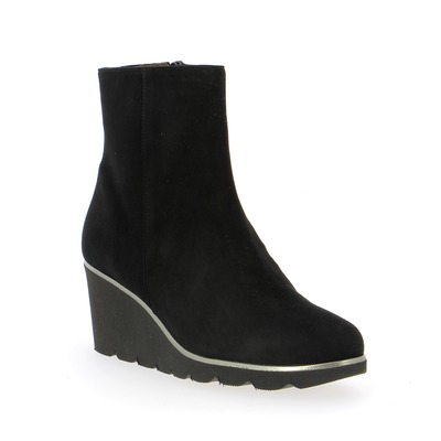 Boots Brunate Zwart