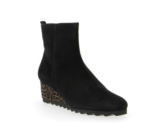 Boots Hassia Noir