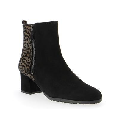Boots Hassia Zwart