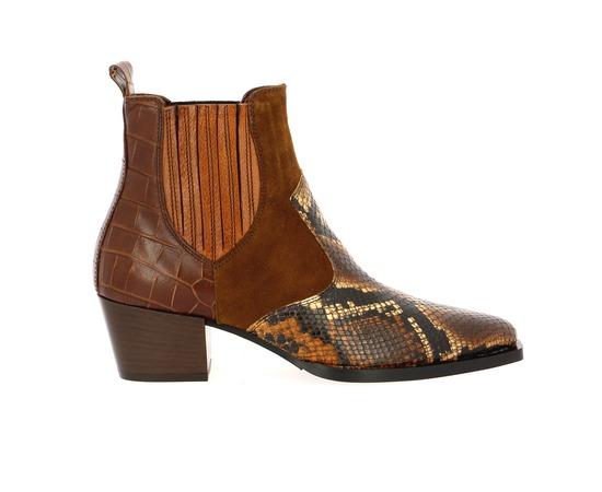 Boots Maripe Cognac
