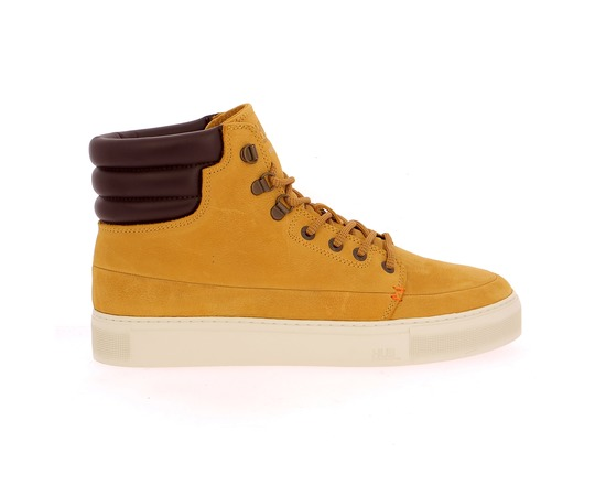 Bottines Hub Camel