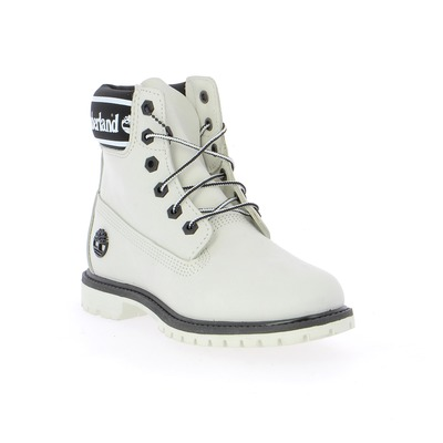Bottines Timberland Blanc
