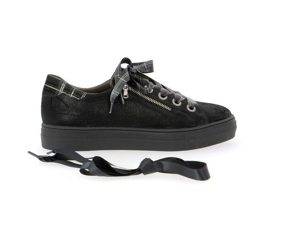 Sneakers Softwaves Zwart
