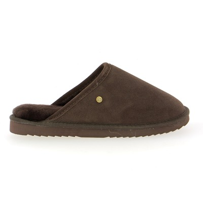 Pantoufles Warmbat Brun