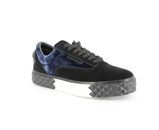 Sneakers Kendal+kylie Zwart