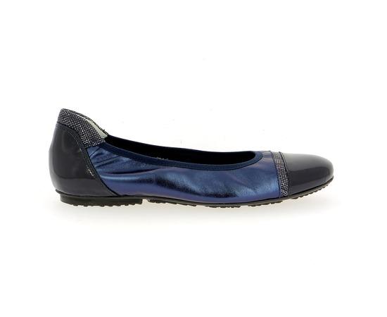 Ballerinas Cypres Blauw