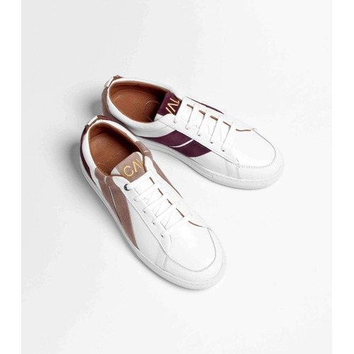 Sneakers Caval Bordeaux