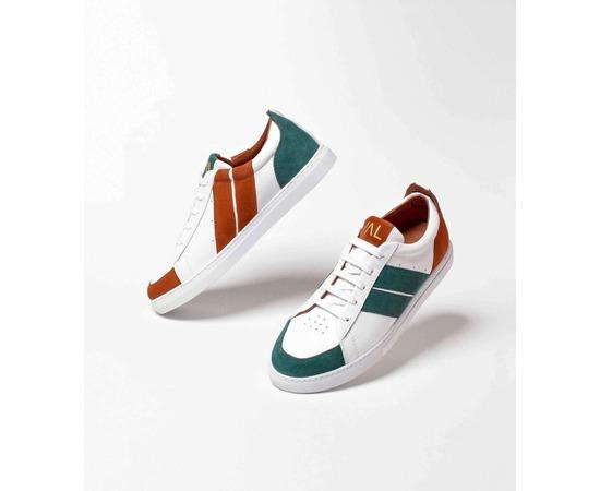 Sneakers Caval Oranje