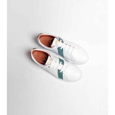 Sneakers Caval Wit