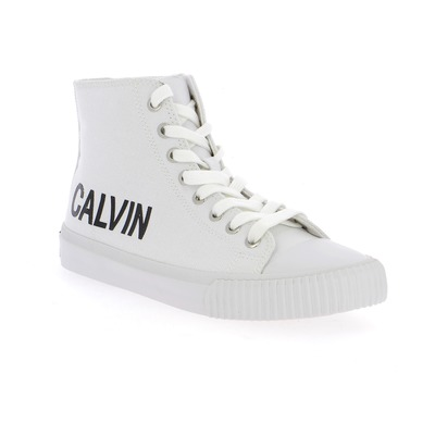 Bottines Calvin Klein Blanc